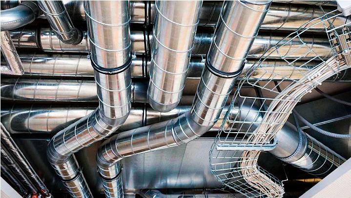 Виды и типы воздуховодов для вентиляции, их характеристики. Описание.  Классификация воздухопроводов. Материалы, конструкции, формы и размеры |  Prihoda