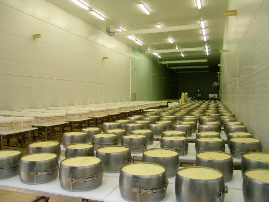 Текстильные воздуховоды в пищевой промышленности